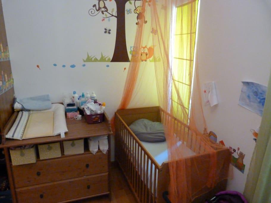 Table à langer et matériel bébé