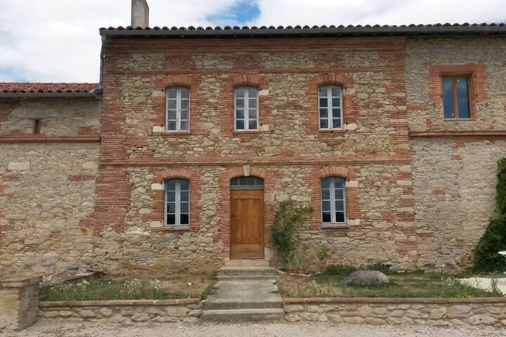 Gite 14 personnes Caraman 28 km de Toulouse - Caraman - Haus