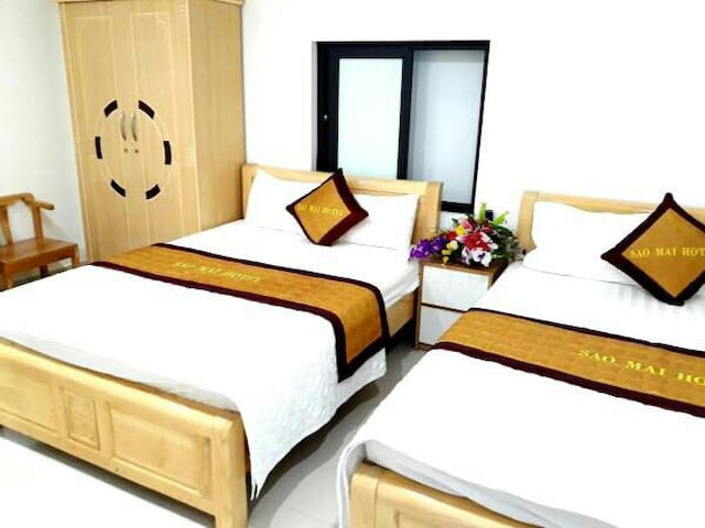Rooms friendly and luxurious.