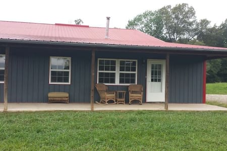 2 BR with Picturesque Country View - Jackson - Bed & Breakfast