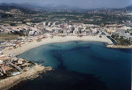 Jávea primera línea playa Arenal - Flat