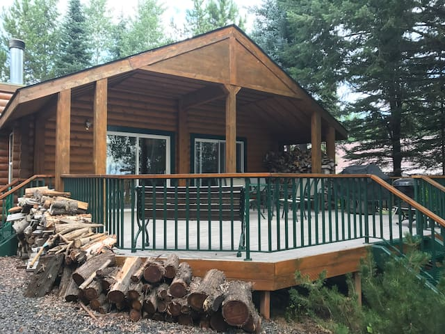 Cabin +summer studio ON Lake Cascade! Donnelly, ID