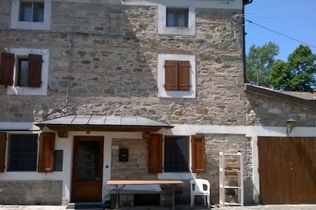 2 double rooms and private bathroom - Firenzuola - House