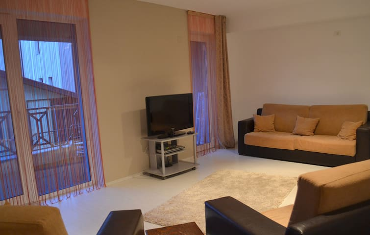 Great new ap, 50m from the beach - Năvodari - Huoneisto