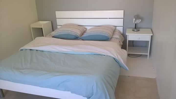 Chambre confortable (B)