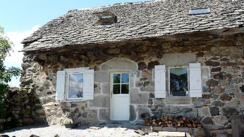 Gite Agatine - Charme authenticité - Saint-Étienne-de-Chomeil - Haus