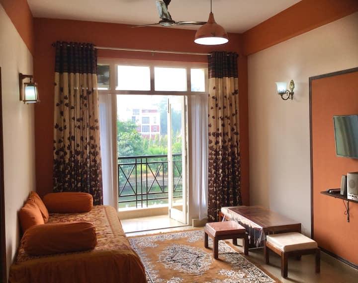 Experience Tranquility in Aamar Bari, Santiniketan