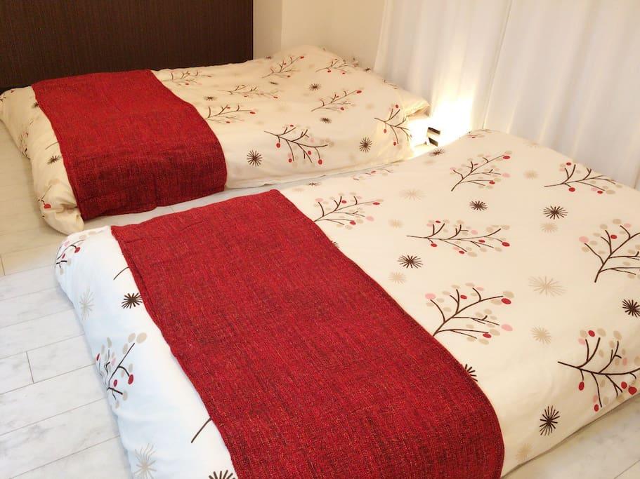 Extensive bed^^