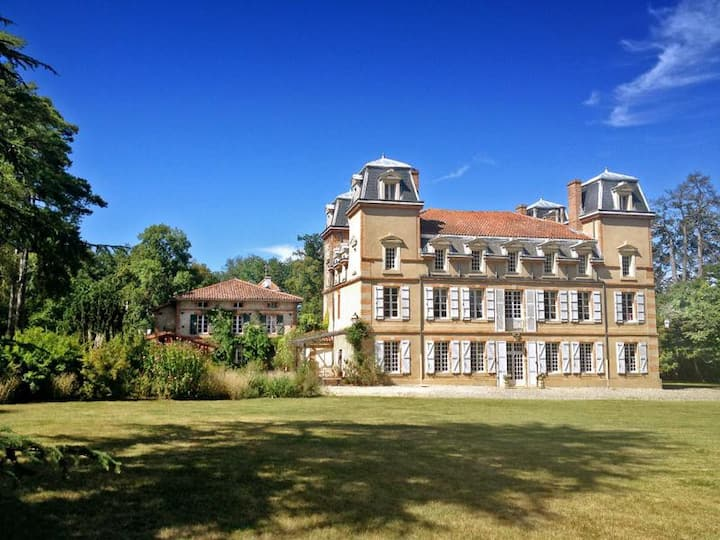 Chateau Ariege at Occitanie