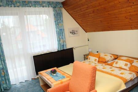 Quiet and cozy apartment in Heviz