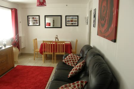 selfcatering belfast apartment