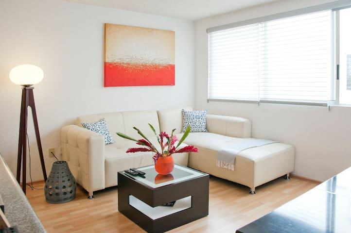 Lux appartment in Polanco!