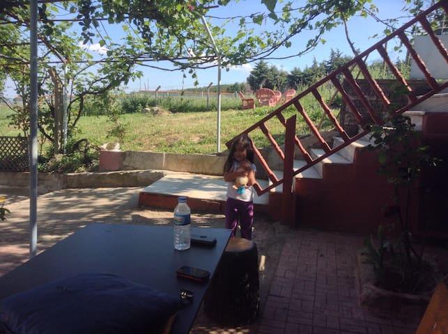 Ahşap ev - Çanakça Köyü - Chalé