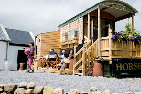 Burren Glamping -cosy & comfortable & quirky - Kilfenora - Overig