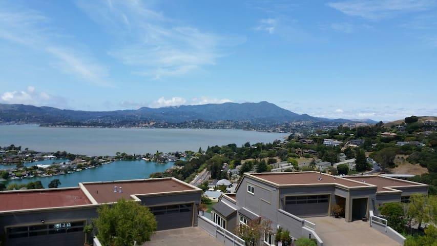 Million dollar view ! - Belvedere Tiburon - Wohnung