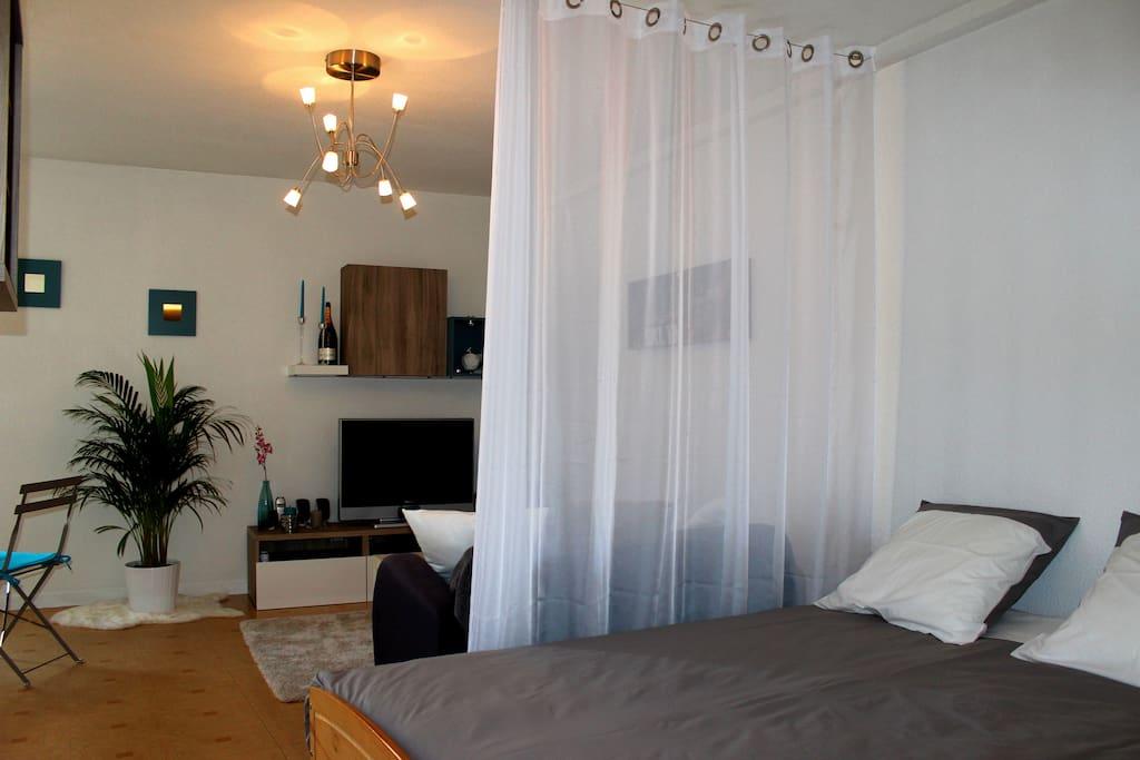 T1 au c ur de bordeaux appartements louer bordeaux for Location appartement t1 bordeaux