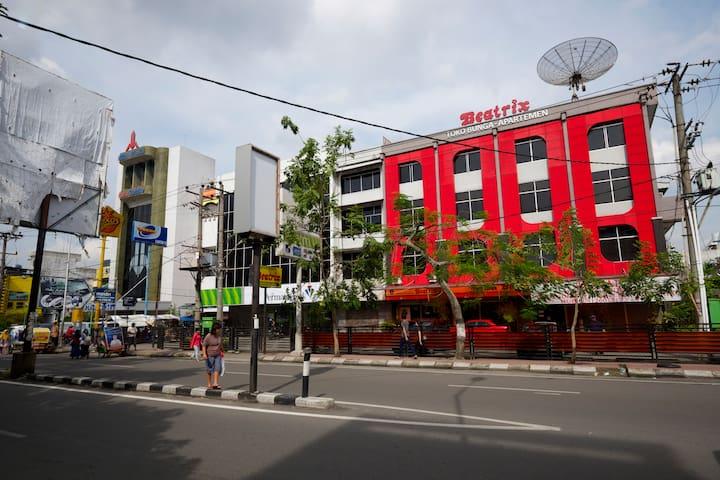 Beatrix Apartment Medan # 12B - Kota Medan - Wohnung