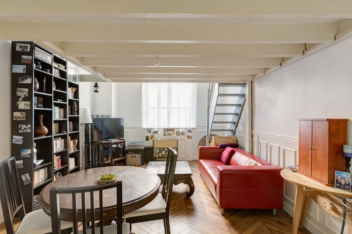Lovely Flat near Montmartre - Paris