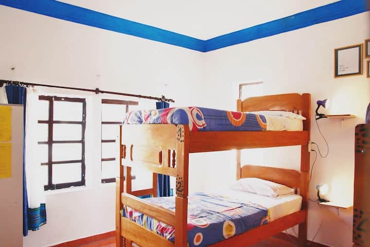 Shared Dorm of 4 Beds