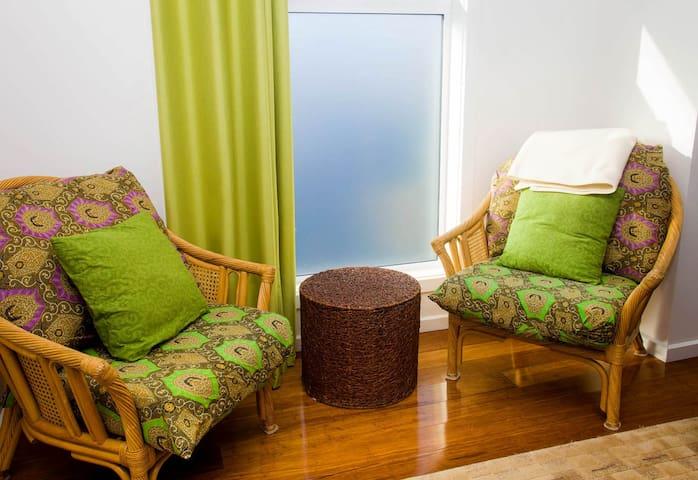 Yogyakarta inspired one-bedroom apt - Dickson