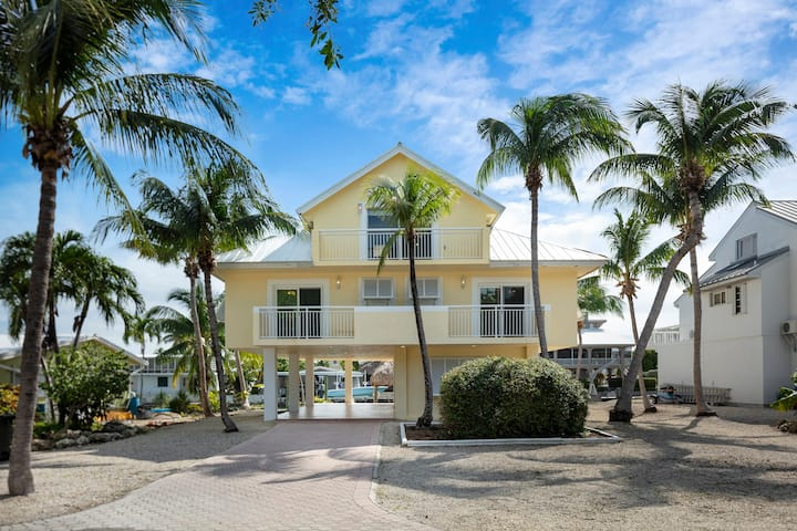 Estate Home with Beach, Dock & Bay/Ocean Access