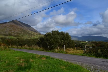 Country Bunaglow with views of Cnoc na dTobar