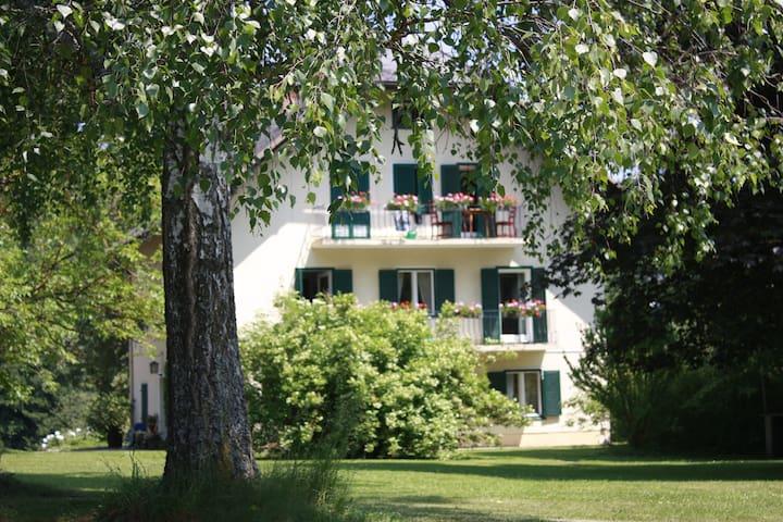 Wohnen am Pichlerhof mit Blick auf den See - Keutschach - Wohnung