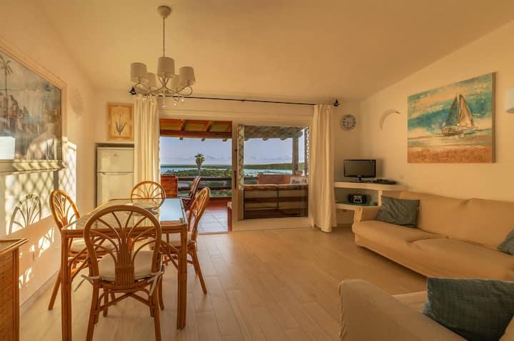 Appartamento sul mare residence Marineledda