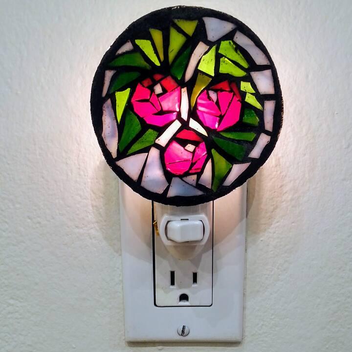 Create a nightlight to match your decor