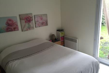 Chambre + sdb + wc privé - Billère