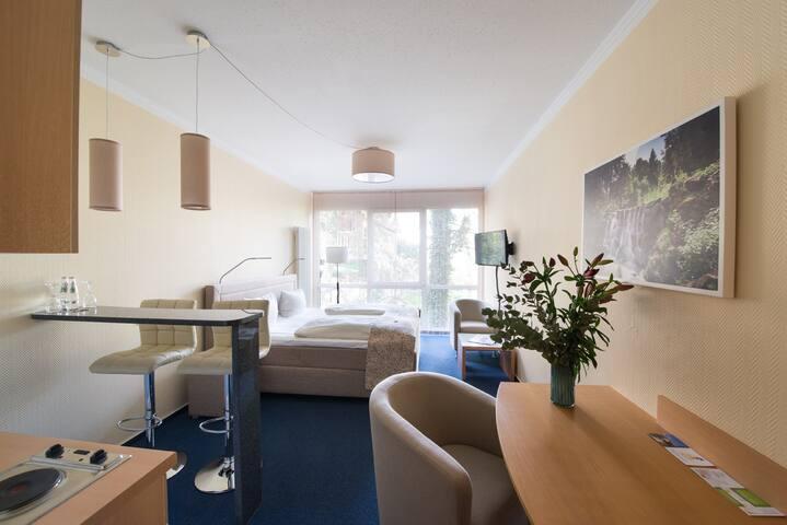 Gemütliches Apartment in Kassel-Wilhelmshöhe
