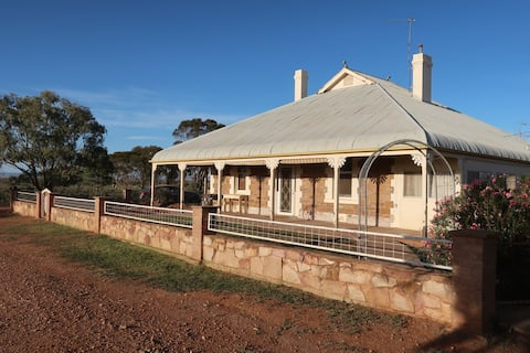 Gay Hall Homestead, Quorn, Flinders Ranges