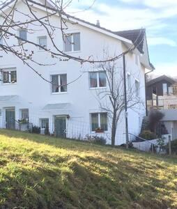 Gemütliches Zimmer in Stadtnähe - Pratteln - House - 1