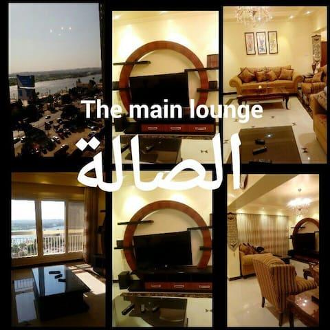 Superlux apartment for rent
