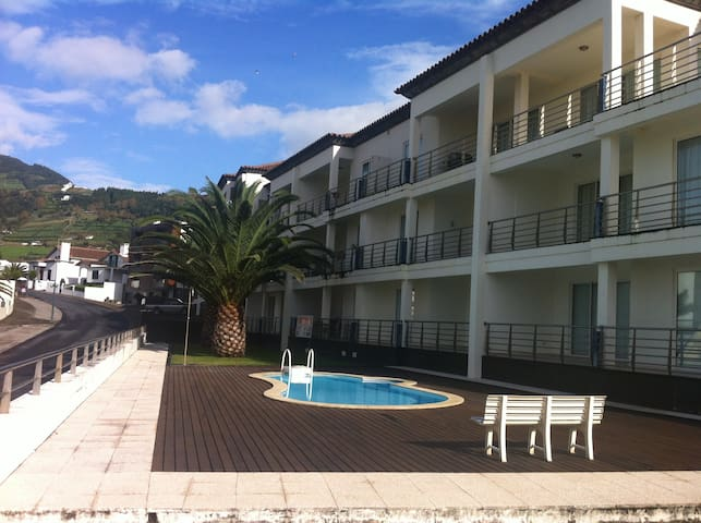 Casa Marina - 1st Floor Suite+Living Room - Vila Franca do Campo  - Daire