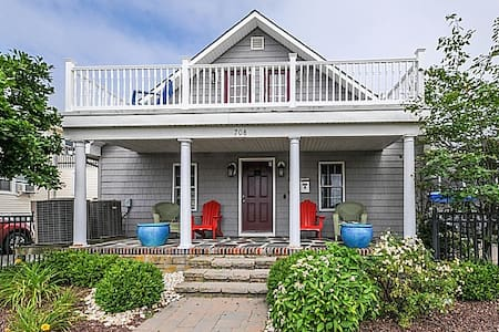 Beach House (5BR) - Seaside Heights