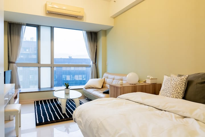 Studio Apartment 2 Taipei 101 View 月租