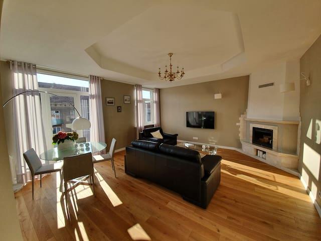 Private Maisonette Apartment
