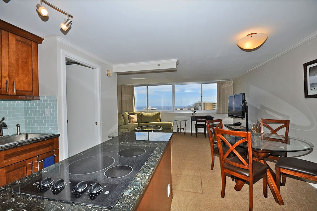 One Bedroom With A Amazing View3421 Apartments For Rent In Honolulu Hawaii United States