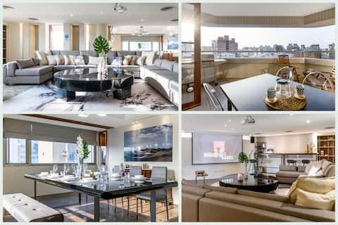 Luxurious & Comfy | View, Mahjong Room, KTV, BBQ