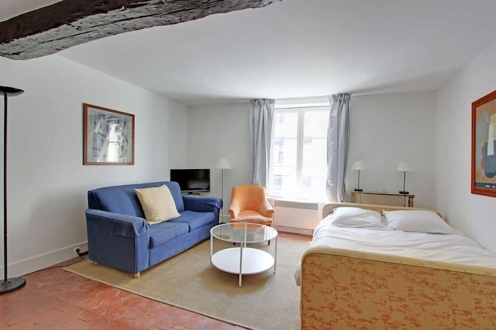 Charming studio Paris 8th St Honoré Concorde P0867 - Paris-8E-Arrondissement - Pis