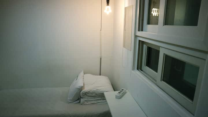 Hostel Korea, Single room [00303]