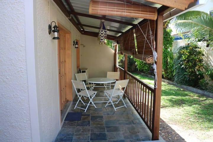 Studio in Blue Bay, with balcony