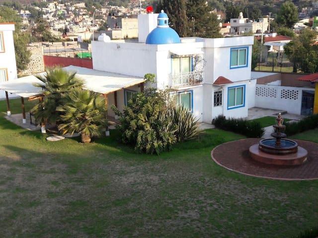 PROMO! La Quinta de Xochimilco & Jardín de Eventos