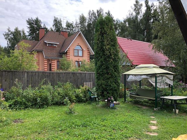 Комната рядом с Внуково. Room near Vnukovo (з)