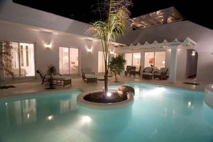 Bahíazul Villa Royal Coche, Ozono, Jacuzzi,Piscina