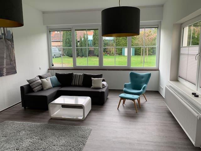 85 qm Wohnung am Benther Berg, Super Ausstattung