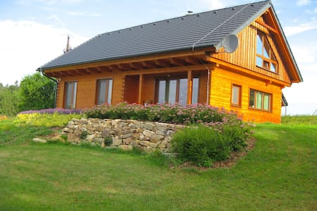 House for 6 persons with WLAN in Polom R75696
