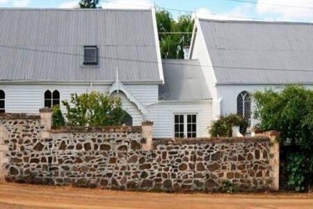Historic church and yoga studio - Bed & Breakfast