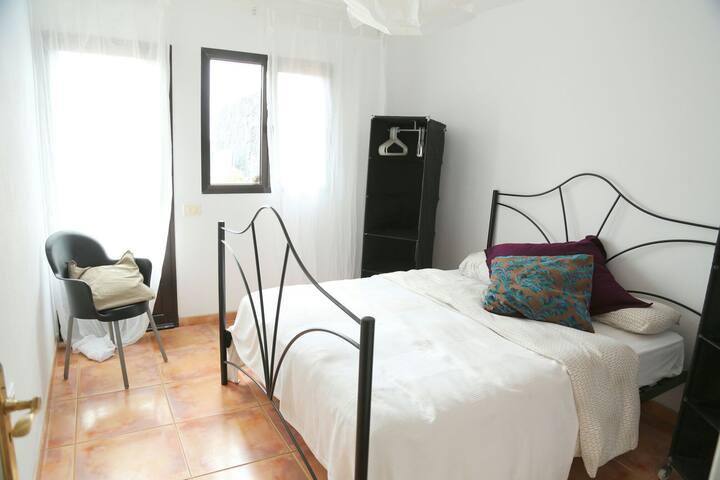 Casa Luna Lanzarote - Room 2 - Straßenende zweites Haus rechts - Casa